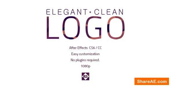 Videohive Elegant Clean Logo