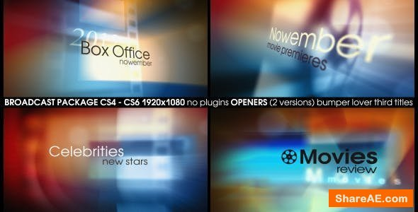 Videohive Movies Review