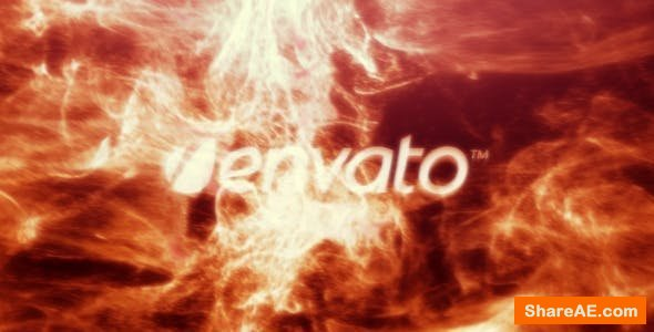 Videohive Mega Particles Collisions Logo Reveal