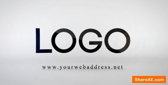 Videohive Page Style Logo Reveal