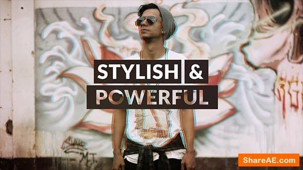 Videohive Stylish & Powerful Slideshow