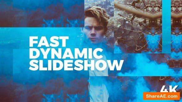 Videohive Fast Dynamic Slideshow 20425132