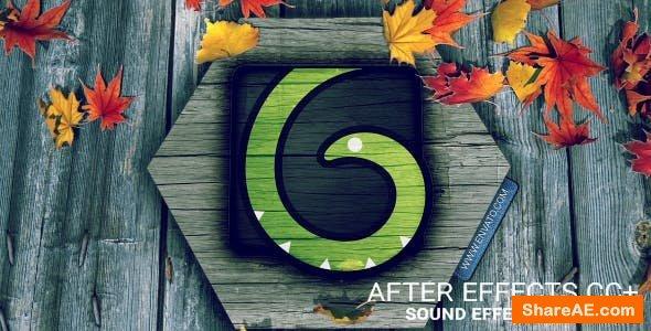 Videohive Autumn Logo
