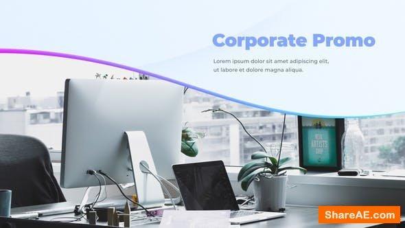 Videohive Tendro - Corporate Promo Company Presentation