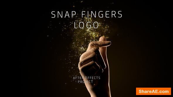 Videohive Snap Fingers Logo