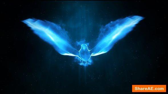 Videohive Magic Bird Logo