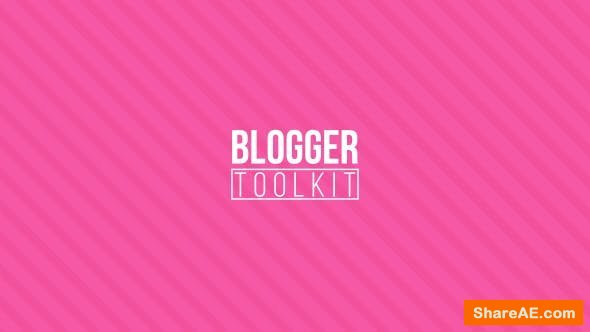 Videohive Blogger Toolkit