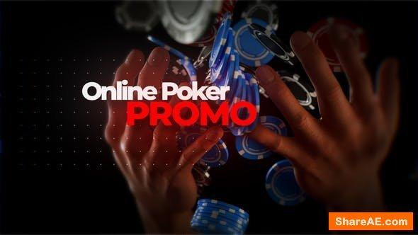 Videohive Online Poker App Promo & Poker Intro