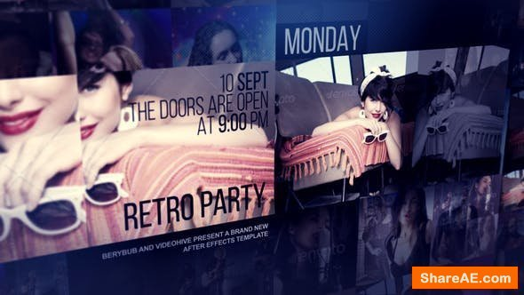 Videohive Music Events