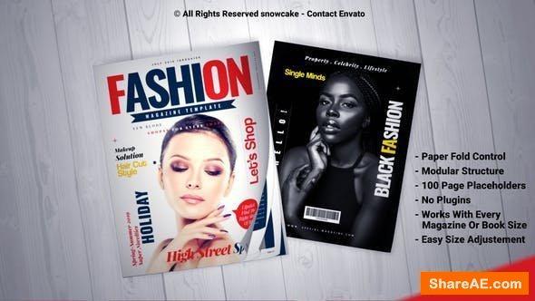 Videohive Magazine Promo 24065809