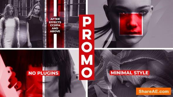 Videohive Fashion Promo 21598474