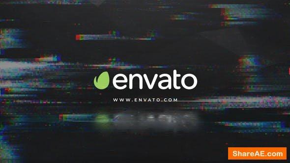 Videohive Glitch Logo 23138754