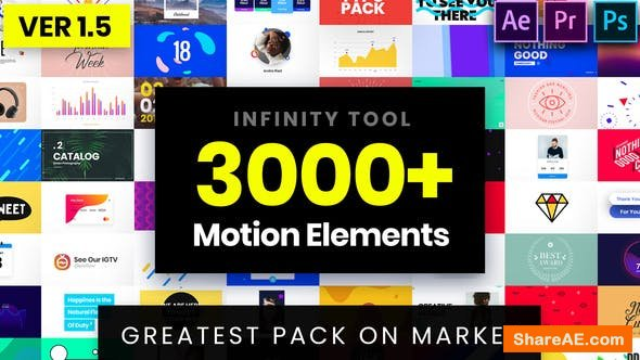 Plugins Collection for After Effects (07 2019) Win/Mac