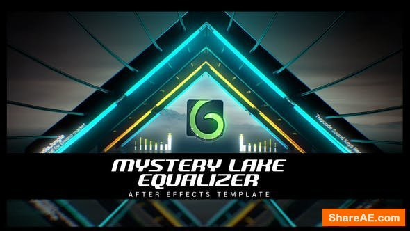 Videohive Mystery Lake Equalizer