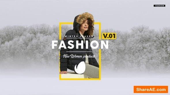 Videohive Fashion Market 21290539