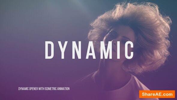 Videohive Dynamic Urban Reel - Premiere Pro
