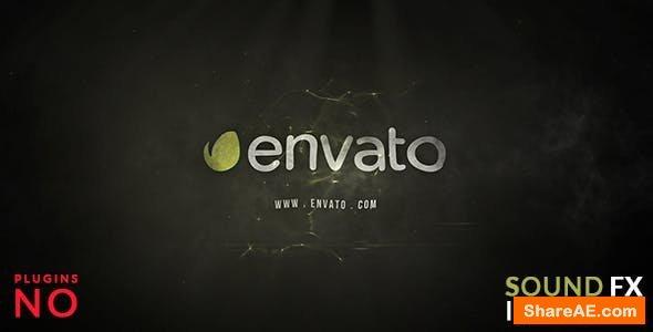 Videohive Cinematic Dark Matter Logo