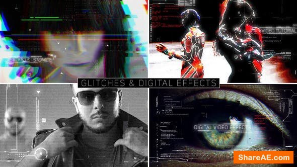 Videohive Digital Video Effects