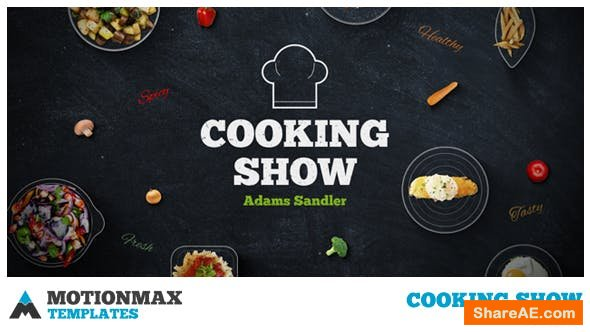 Videohive Cooking Show 19498604
