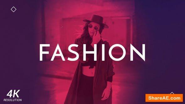 Videohive Fashion Logo Reveal