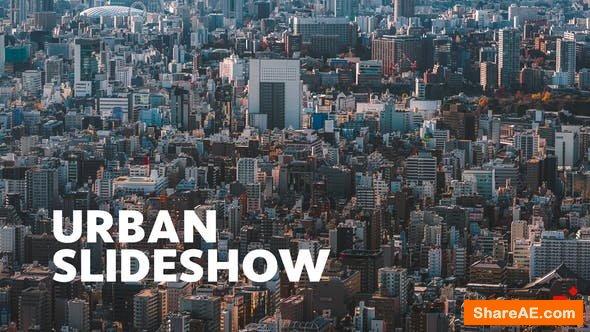 Videohive Urban Glitch // Trendy Opener