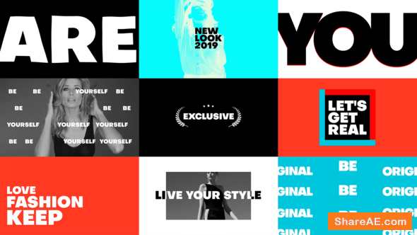 Videohive Ultimate - Fashion Opener