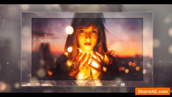 Videohive Elegant Cube Slideshow