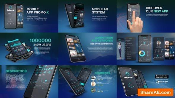 Videohive App Promo Kit X