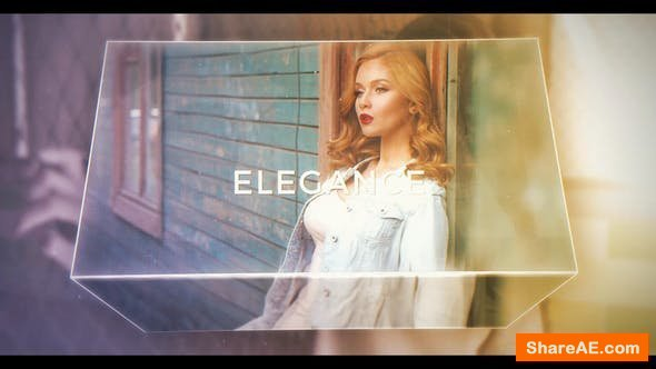Videohive Clean Photo Opener
