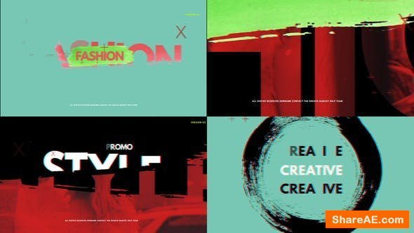 Videohive Typo Intro Version_02