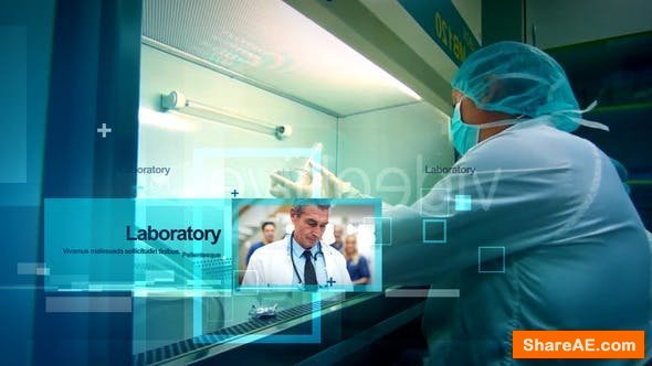 Videohive Medical Clinic