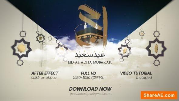 Videohive Eid - AL - Adha