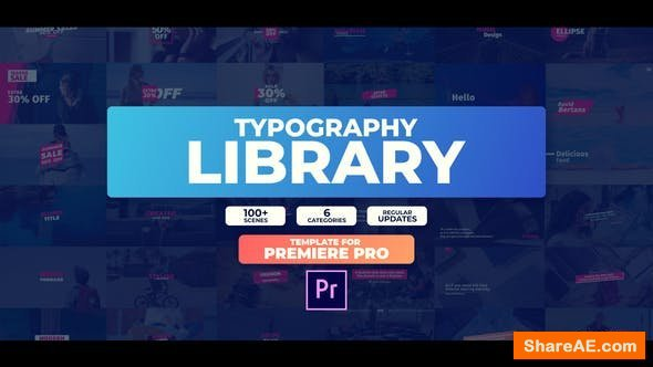 Videohive Titles - for Premiere Pro