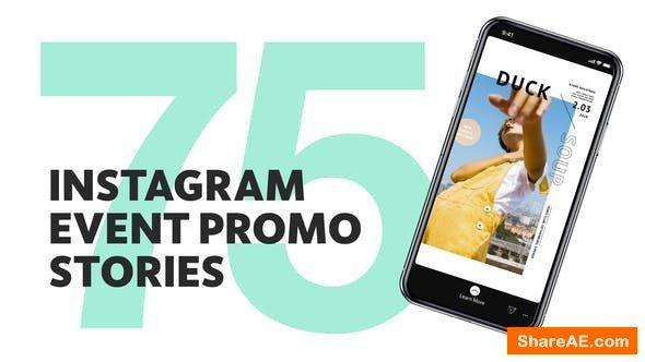 Videohive 75 Insta Event Promo Stories - Premiere Pro