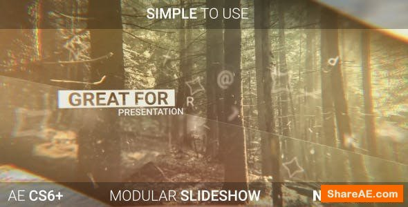 Videohive Simple Slideshow 16155592