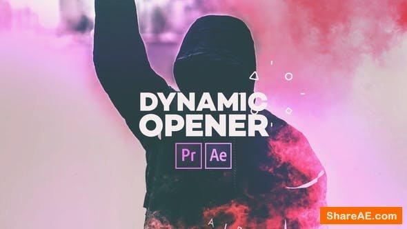 Videohive Clean Dynamic Intro - Premiere Pro