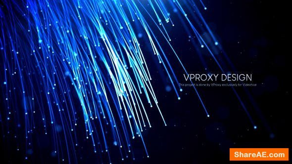 Videohive Optical Light Inspiring Titles