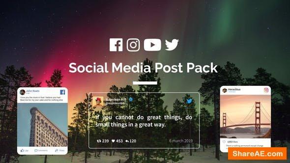 Videohive Social Media Post