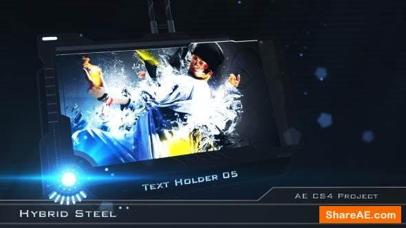 Videohive Hybrid Steel
