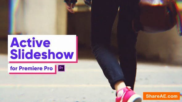 Videohive Summer Slideshow for Premiere Pro