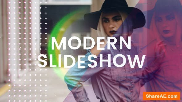 Videohive Fashion Modern Slideshow