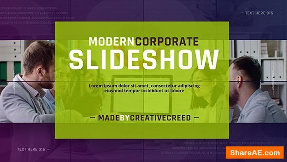 Videohive Corporate Slideshow / Conference Event Promo / Meetup Opener / Business Coaching