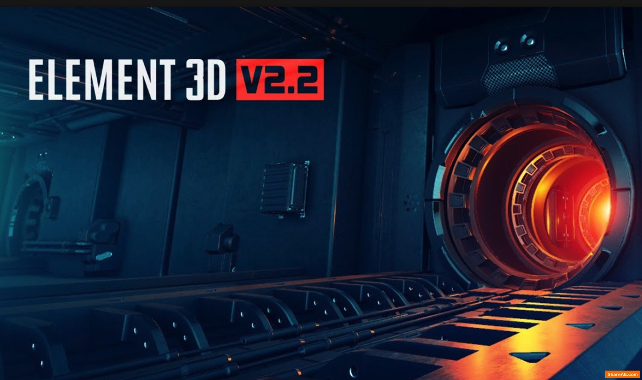Element 3D v2.2.2 build 2168 (WIN/MAC) - Videocopilot