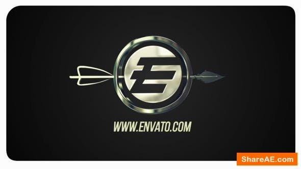 Videohive Arrow Logo