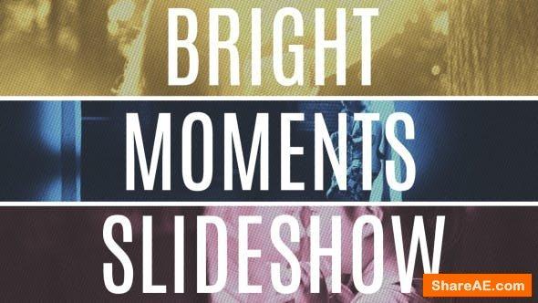 Videohive  Bright Moments Slideshow