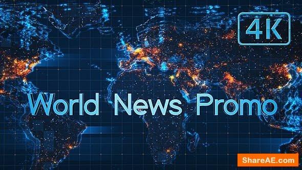 Videohive World News Promo