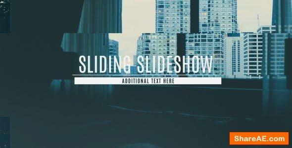Videohive Sliding Slideshow 15810005
