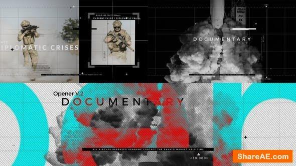 Videohive Documentary Teaser