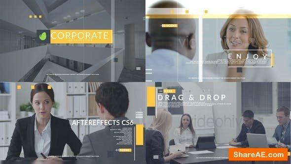 Videohive Modern Corporate 23365963