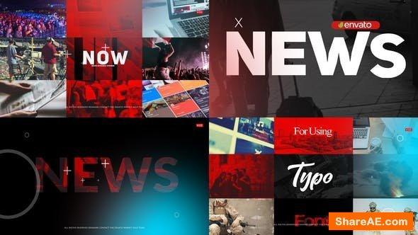 Videohive News Dynamic Opener